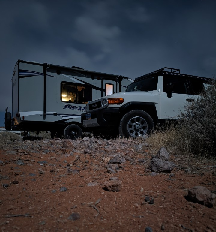 RV Travel | RV Troubles at the Valley of Fire State Park