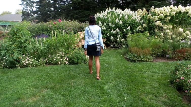 New York Botanical Garden travel alexis chateau