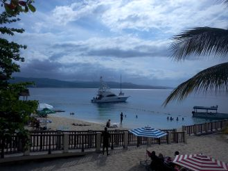 Doctors Cave Beach montego bay jamaica travel