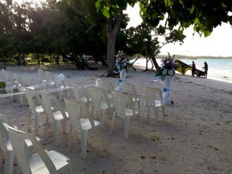 wedding marriage good hope beach jamaica travel