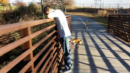 twotonetheartist bridge hiking trail