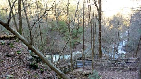 bridge travel nature