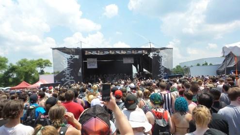 Yellowcard on Vans Warped Tour 2016