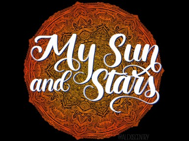 My Sun and Stars - Letter Game of Thrones