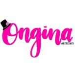 Ongina - RuPaul's Drag Race lettering challenge