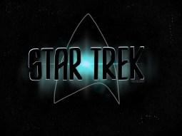 Star Trek lettering
