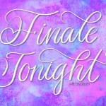 RuPaul's Drag Race season 9 finale lettering project