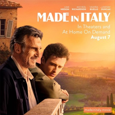 Made in Italy Movie