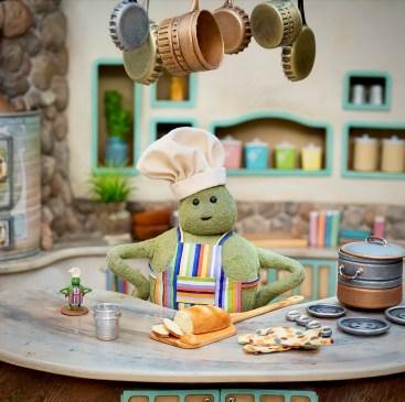 The Tiny Chef