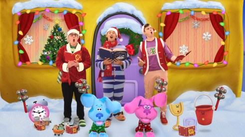 Blue's Clues & You Christmas Episode