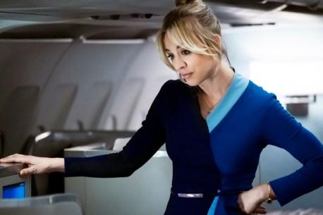 The Flight Attendant - Kaley Cuoco