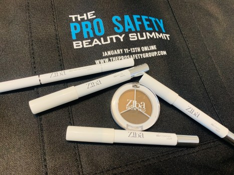 Pro-Safety Beauty Summit Ziba Beauty