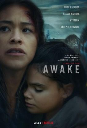 Awake Netflix Movie Poster