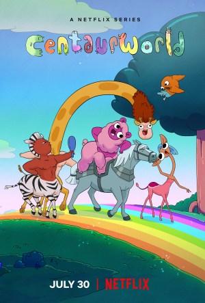 Centaurworld - Netflix Series Key Art