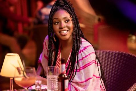Karen Obilom as Janelle Stratford in Resort to Love