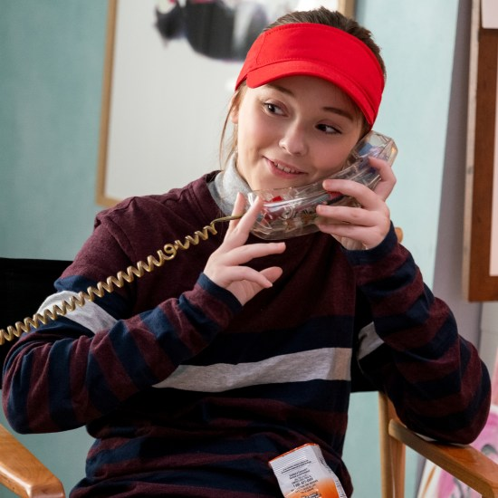 Sophie Grace in Netflix's The Baby-Sitters Club
