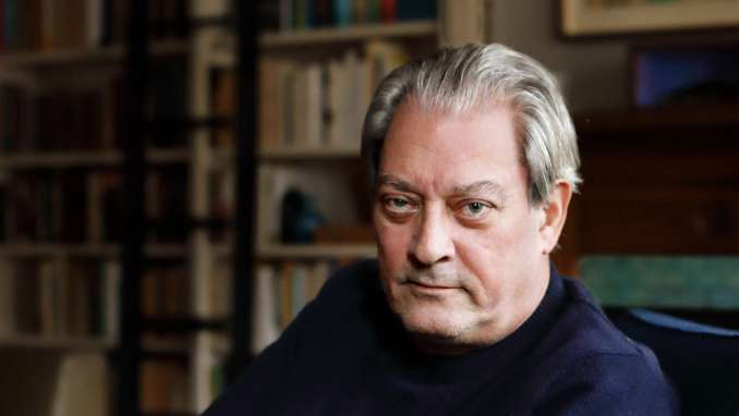 Paul Auster (portrait)