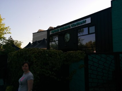 Ninkasi Brewing's tasting room in Eugene's Whiteaker neighborhood