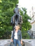 Me in Prague, Czech Republic