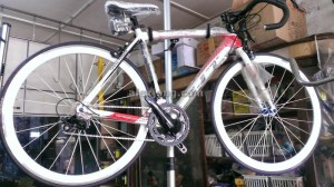 JHT Road Bike