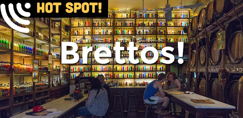 Brettos, los tragos más artesanales en Atenas