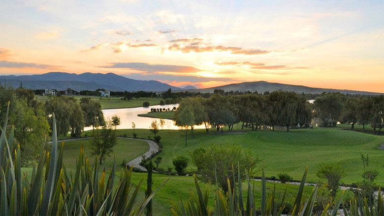 Hacienda Cantalagua-golf