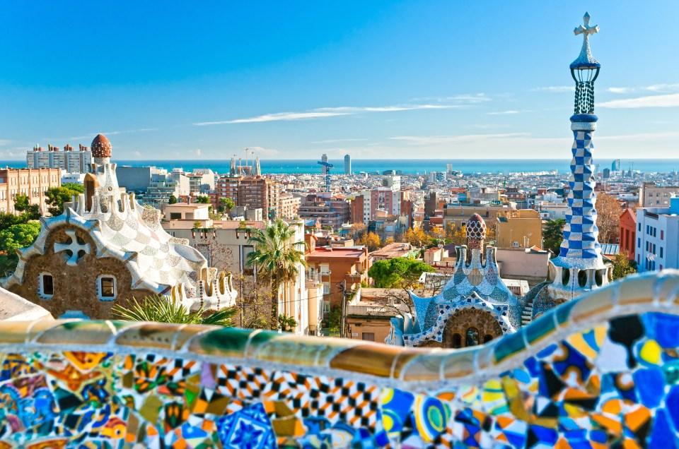 Descubriendo La Ciudad De Barcelona