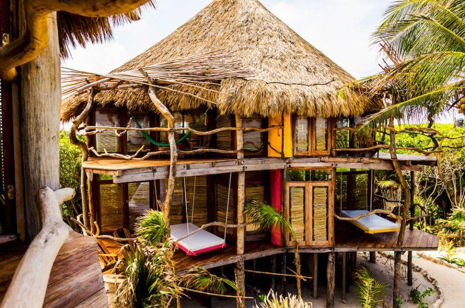 20 Hoteles en México que debes visitar al menos una vez en tu vida