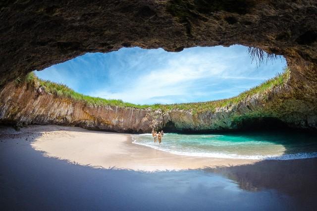 Cerrarán playa en Islas Marietas