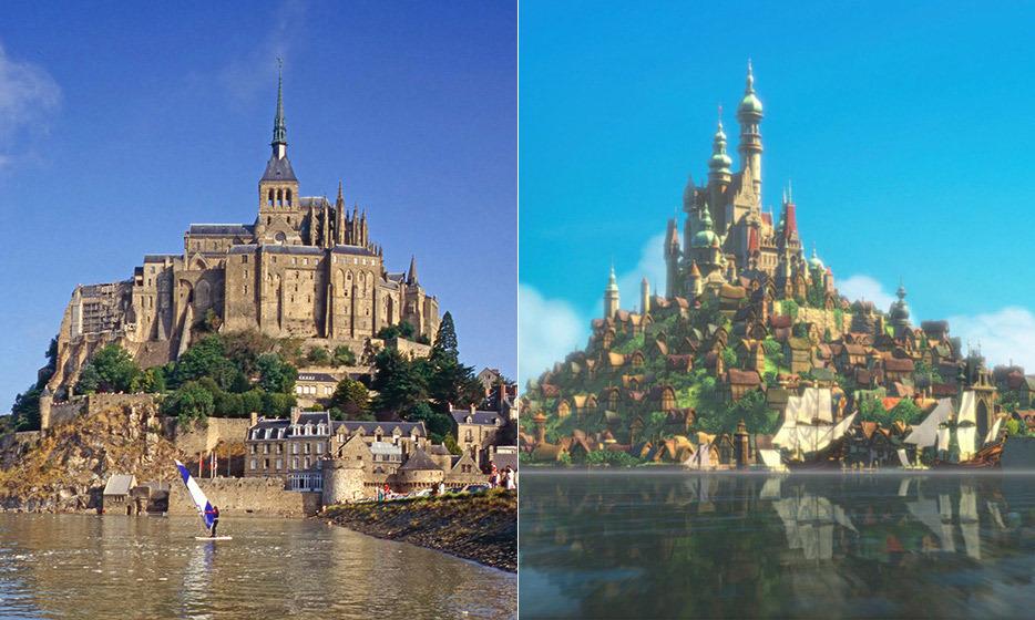 18 Destinos Reales Que Inspiraron Películas De Disney