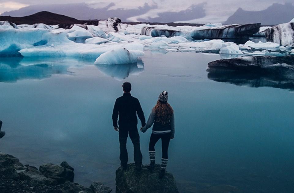 Esta Pareja Decidió Viajar A Islandia En Vez De Casarse Tradicionalmente