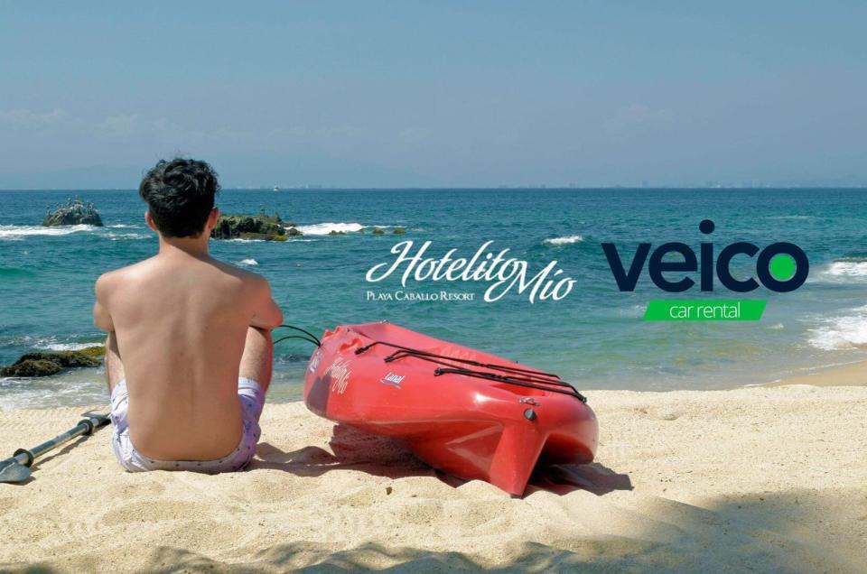 Hotelito Mío, Un Paraíso en Playa  #OneDayInMexico