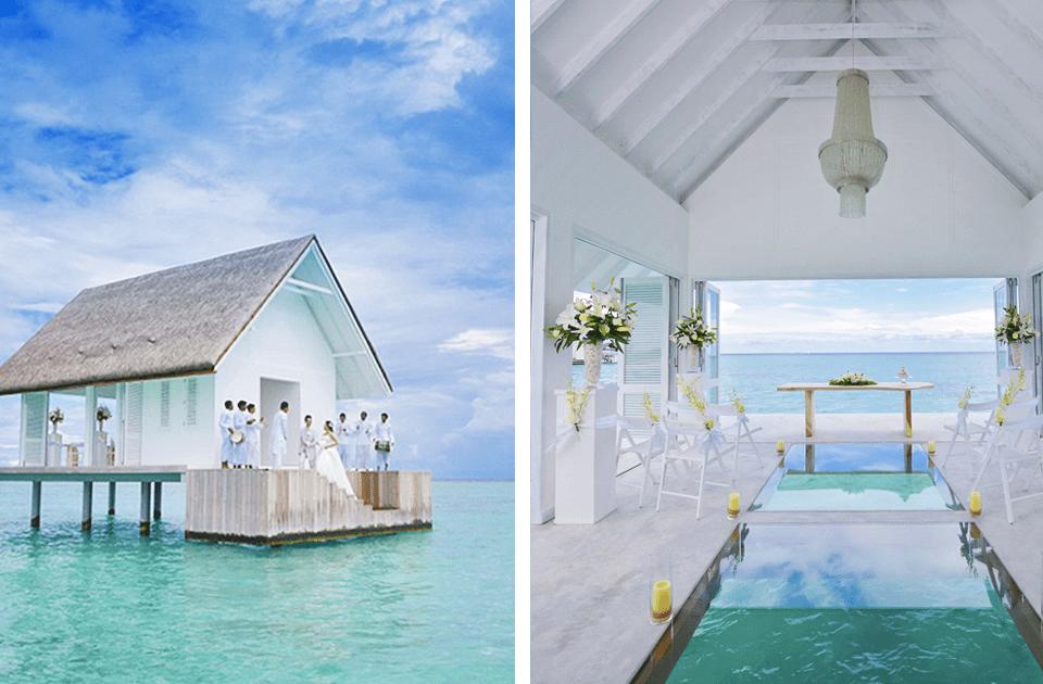 Un Nuevo Resort Acaba De Abrir En Maldivas Y Ofrece Bodas de Ensueño
