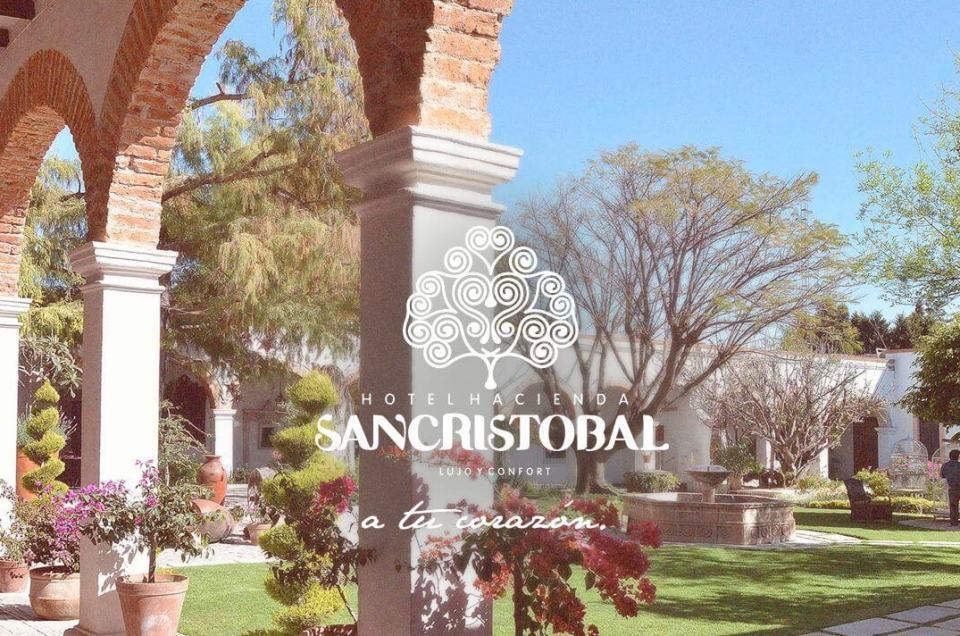 CERRADO: Gana una noche en Hacienda San Cristóbal en León Guanajuato