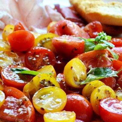 Cea mai … salată de roșii