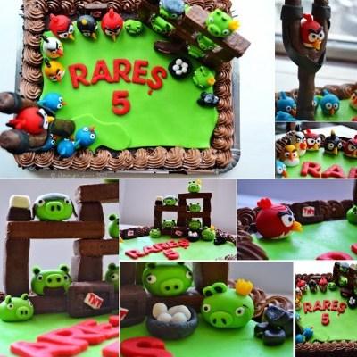 [:en]Tort Angry Birds[:ro]Tort Angry Birds ❤ și despre cît de repede trec anii !!![:]