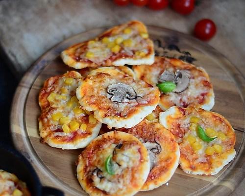 Atelier de gătit pentru copii – Mini Pizza