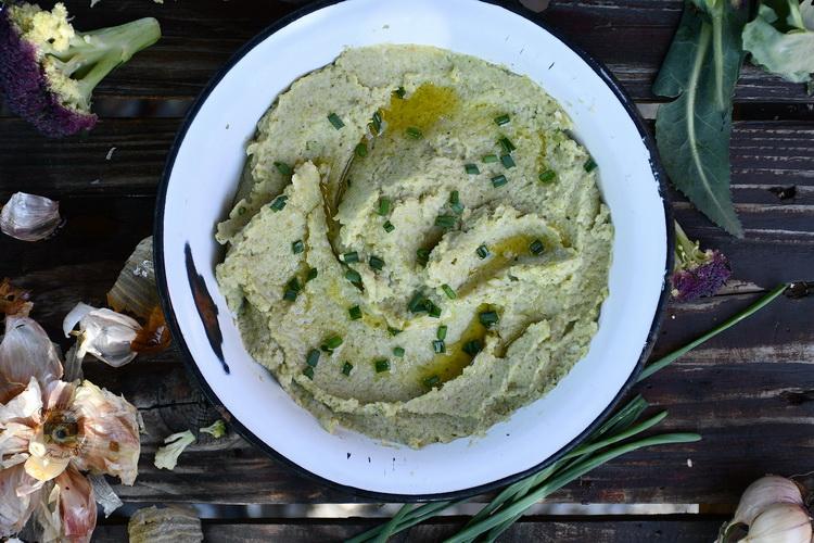 Conopida piure - Bucătăria familiei mele - Alex Juncu