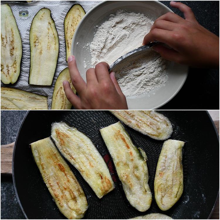 Vinete prăjite - Bucătăria familiei mele - alexjuncu.ro