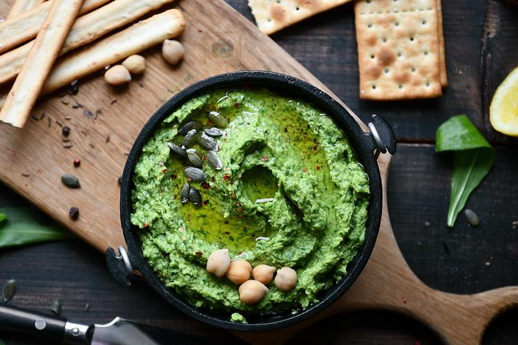 Hummus- Bucătăria familiei mele- www.alexjuncu.ro