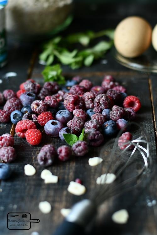 Fructe de pădure - Bucătăria familiei mele - www.alexjuncu.ro