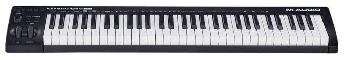M-Audio Keystation controller MIDI