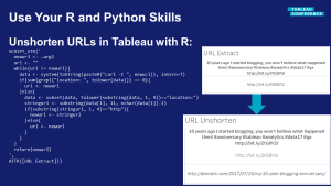 Use Your R and Python Skills