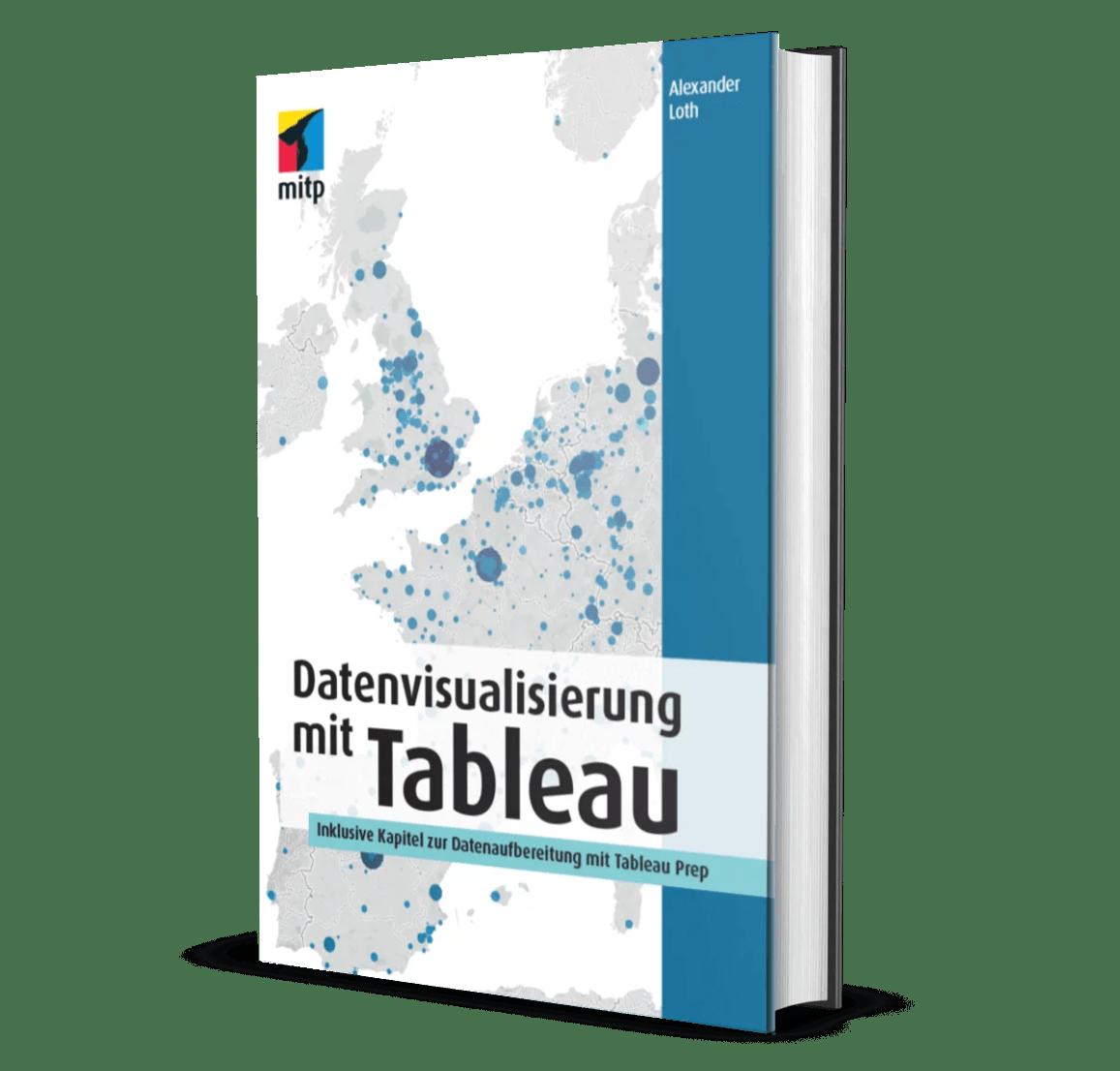 Datenvisualisierung mit Tableau: Geben Sie mir Feedback für die 2. Auflage des Tableau-Buchs