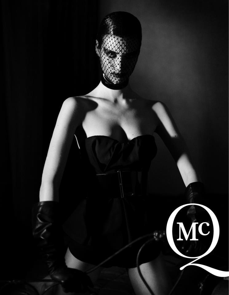 McQ SS13 Ad Campaign