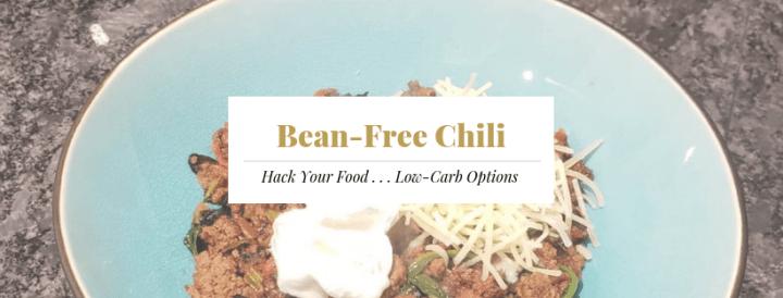 Bean-Free Chili
