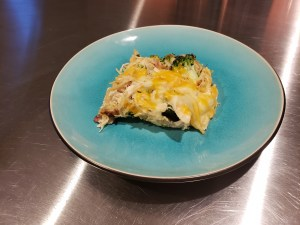 Plated - Chicken Bacon Ranch Casserole