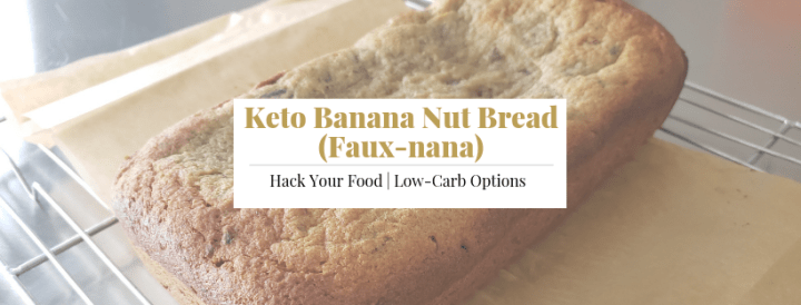 Keto Banana Nut Bread Faux-nana