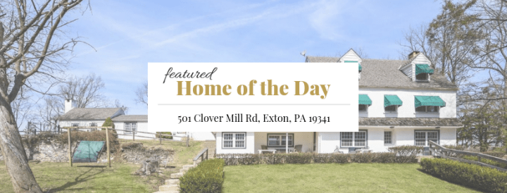 501 Clover Mill Rd, Exton, PA 19341