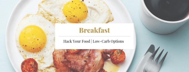 Cover - Breakfast Keto Recipes